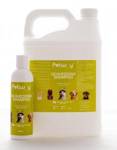 Petway Petcare DE-SHEDDING SHAMPOO 2.5L