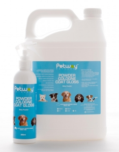 Petway Powder Cologne Coat Gloss 2.5L