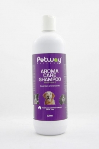 Petway Aroma Care Shampoo with Vitamin E 500ml