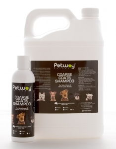 Petway Petcare COARSE COATS SHAMPOO 500ml