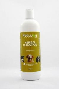 Petway Petcare HERBAL SHAMPOO 500ml
