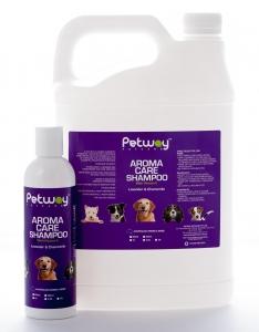Petway Petcare AROMA CARE SHAMPOO with Vitamin E 5L