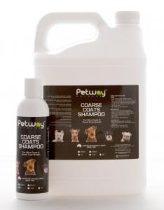 Petway Petcare COARSE COATS SHAMPOO 5L