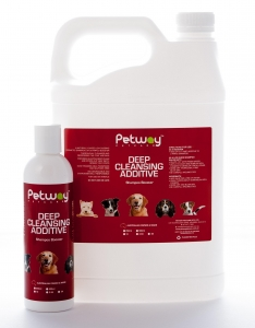 Petway Petcare DEEP CLEANSING ADDITIVE SHAMPOO BOOSTER 5L