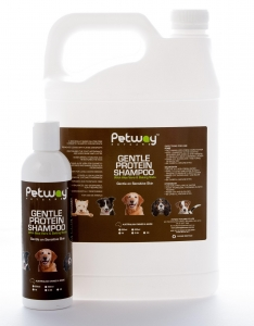 Petway GENTLE PROTEIN SHAMPOO with Aloe Vera 5L