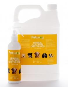 Petway Petcare HERBAL COLOGNE COAT GLOSS 5L