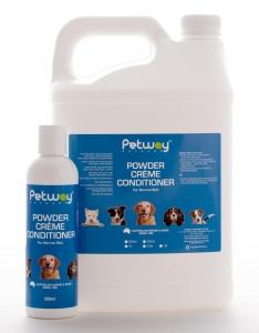 Petway Petcare Powder Creme Conditioner 5L