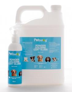 Petway Petcare POWDER COLOGNE COAT GLOSS 5L