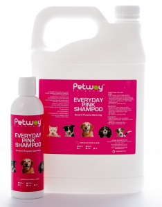 Petway Petcare EVERYDAY PINK SHAMPOO 5L