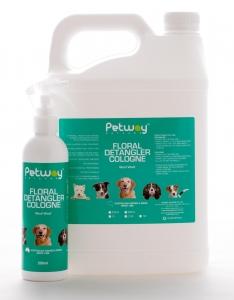 Petway Petcare FLORAL DETANGLER COLOGNE 5L