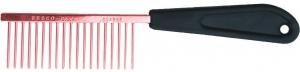 Resco Pro Course Comb Raspberry Red - PF0670