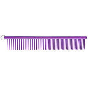 Resco Combination Comb, Candy Purple - Click for more info