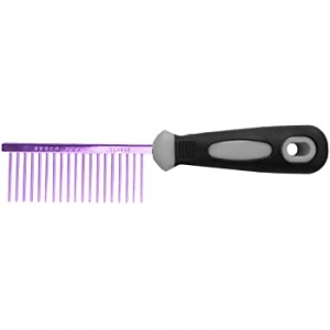 Resco Pro Comb, Candy Purple - Coarse