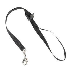 Resco Grooming Loop, Black With Plastic Cam Clip -