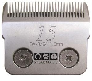 Shear Magic 15 to suit SM05 + SM103 Blade