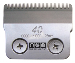 Shear Magic Size 40 to suit SM05 + SM103 Blade