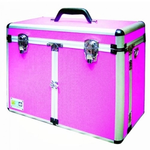 Shear Magic Grooming Box - Pink