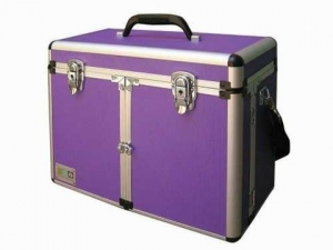 Shear Magic Grooming Box - Purple