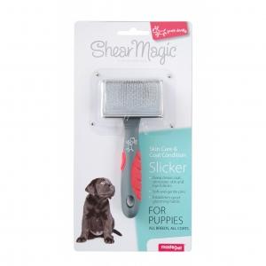 Shear Magic Slicker Puppy
