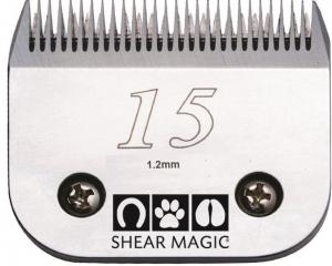 Shear Magic #15 Steel Blade