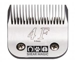 Shear Magic #4F Steel Blade