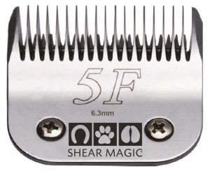 Shear Magic #5F Steel Blade