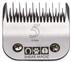 Shear Magic #5 Skip Tooth Ceramic Blade