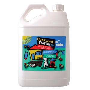 Urine Free Backyard Fresh 5 Litre